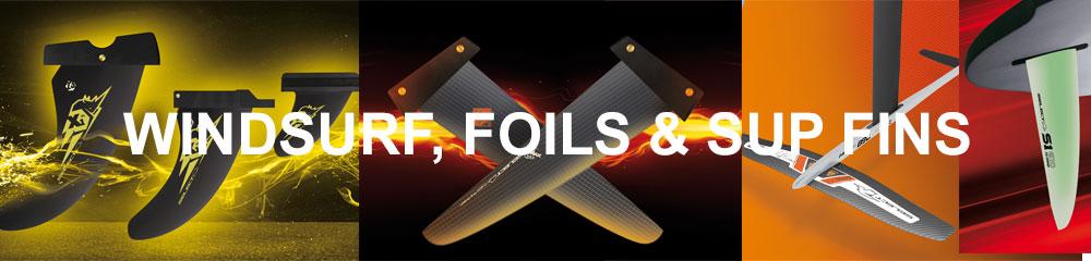 Seclect-Hydrofoils - Windsurf - Foils - Foils - Sup - Fins