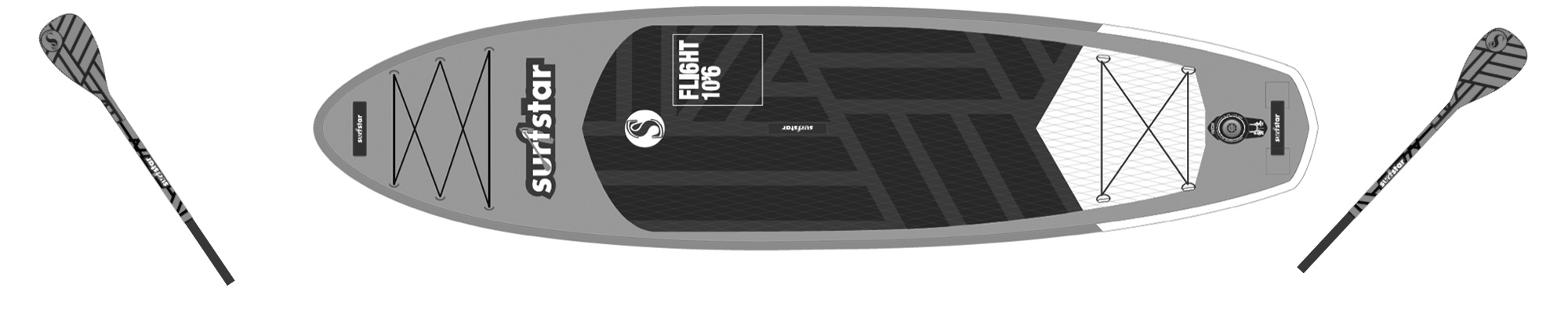 SURFSTAR - inflatable SUP Boards